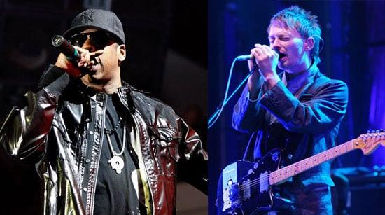 Jay-Z + Radiohead = Jaydiohead