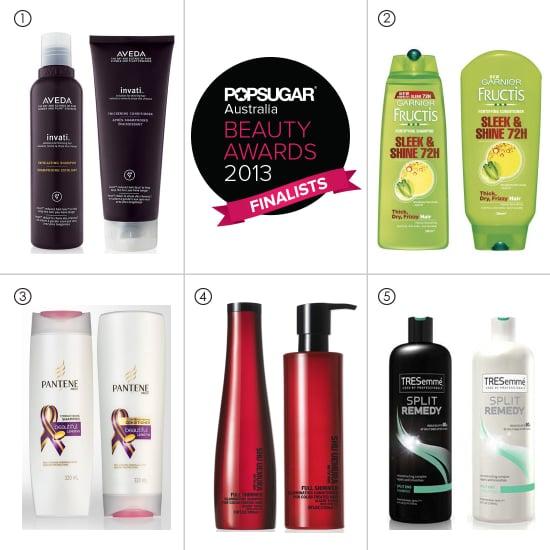 Best Shampoo & Conditioner POPSUGAR Australia Beauty Awards