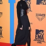 Dua Lipa at the MTV EMAs 2019