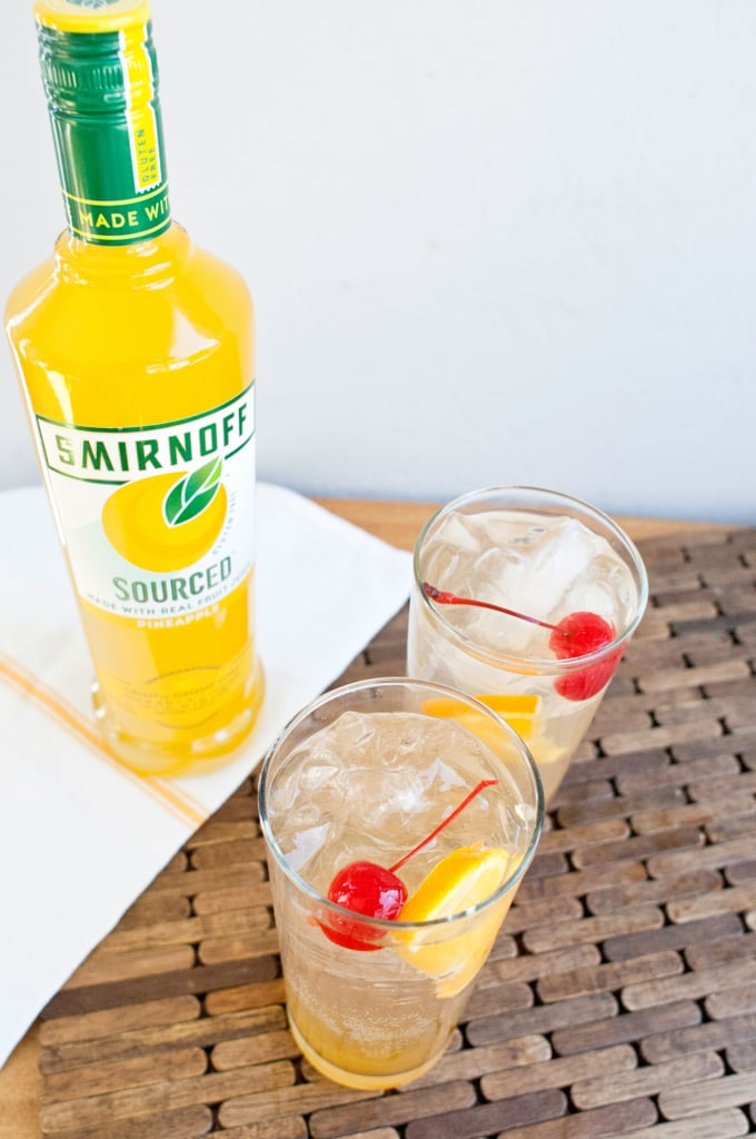 Stock Seriously Simple Drinks