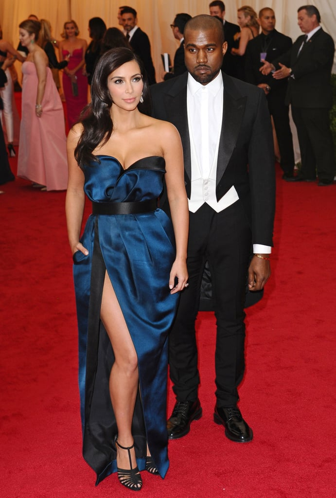 When He Attended the Met Gala