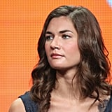 Teri Reeves spoke onstage at Chicago Fire's TCA panel.