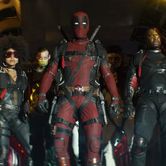 Who Plays Zeitgeist in Deadpool 2?