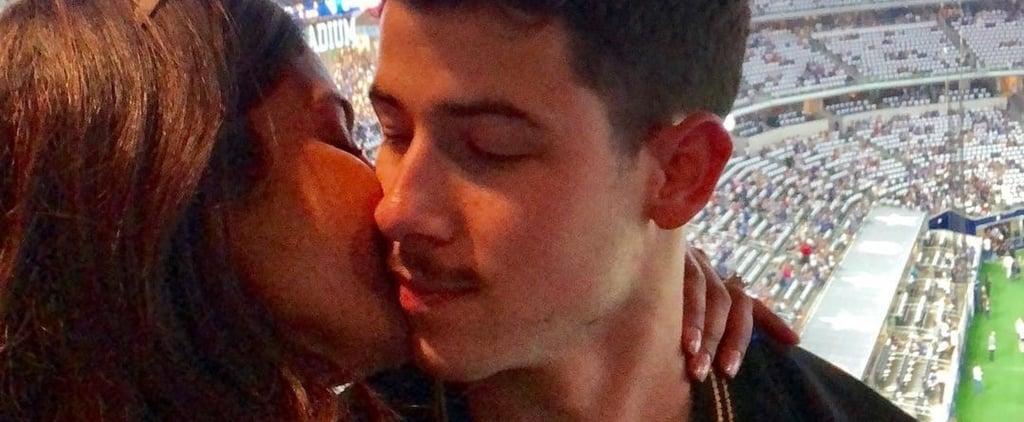 Nick Jonas Celebrating His Birthday With Priyanka Chopra