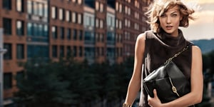 New York, I Love You: See Karlie Kloss in Coach's Latest Campaign