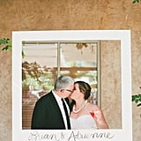 Polaroid Frame Photo Booth