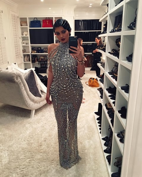 Bedazzled Dresses