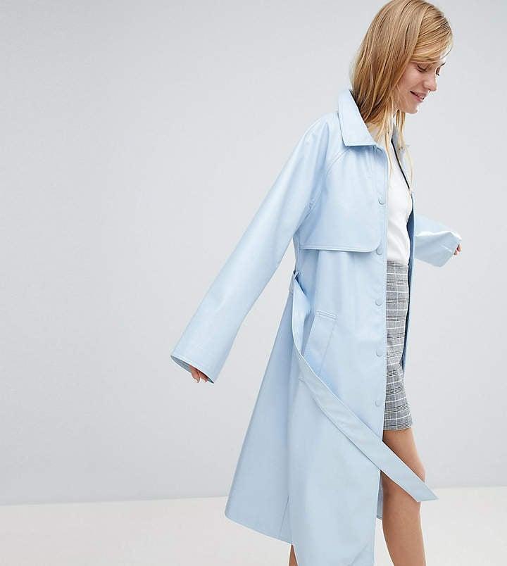 Trench Coat Details | POPSUGAR Fashion
