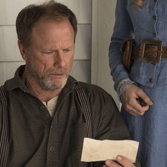 Who Plays Peter Abernathy on Westworld?