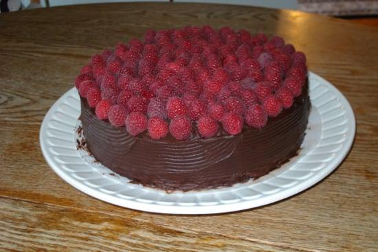 Reader Recipe: Triple Layer Chocolate Fudge Cake