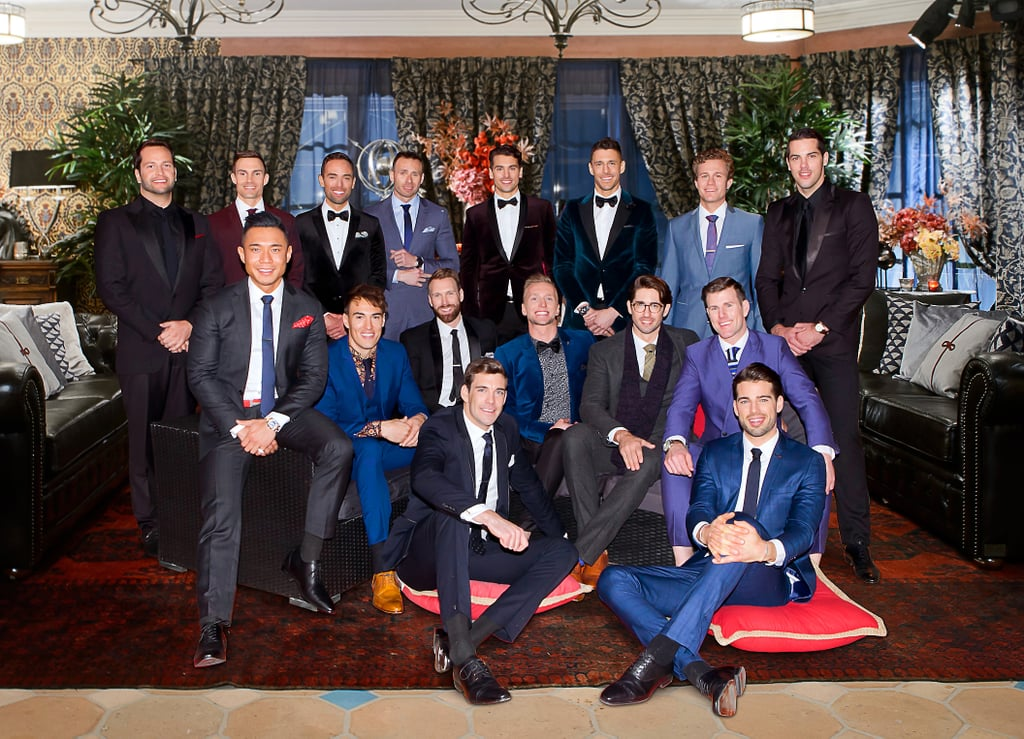 Here Are The Bachelors Competing For Georgia Loves Heart