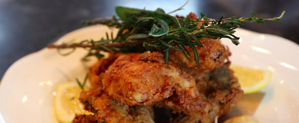 Tyler Florence's Fried Chicken