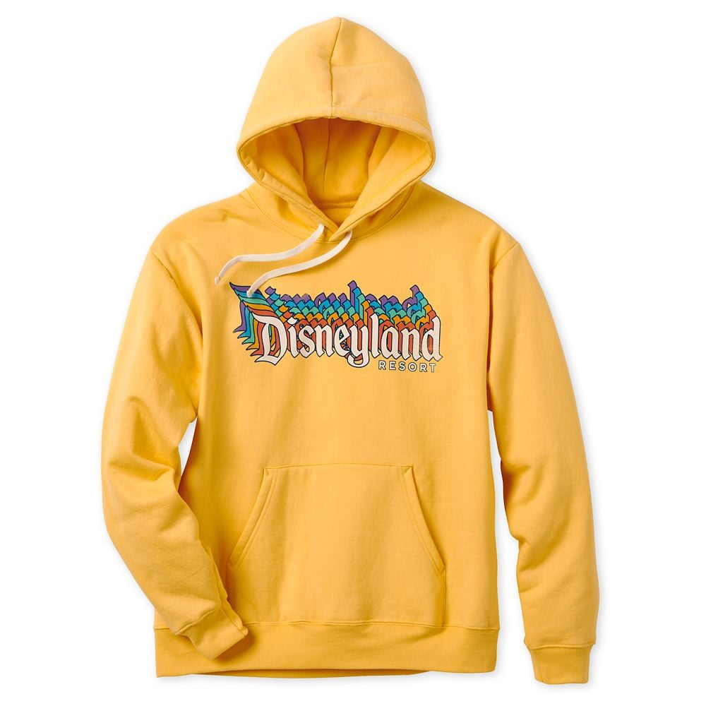 Disneyland Retro Hoodie For Adults