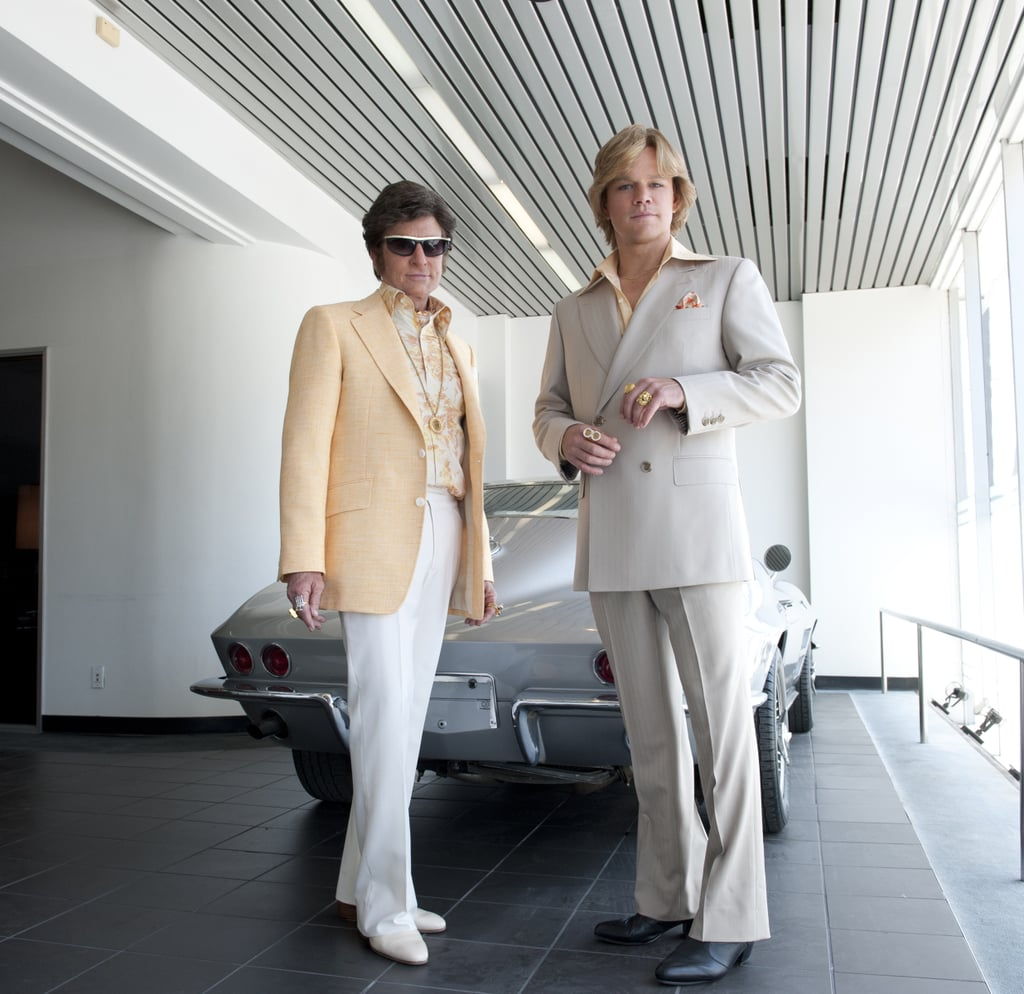 Behind the Candelabra 11 wins total:  Outstanding miniseries or movie Outstanding lead actor in a miniseries or a movie, Michael Douglas Outstanding writing for a miniseries, movie, or dramatic special, Richard LaGravenese Outstanding makeup for a miniseries or a movie Outstanding picture editing for a miniseries or a movie Outstanding hairstyling for a miniseries or a movie Outstanding sound mixing for a miniseries or a movie Outstanding directing for a miniseries, movie, or a dramatic special, Steven Soderbergh Outstanding art direction for a miniseries or movie Outstanding casting for a miniseries or a movie Outstanding costumes for a miniseries, movie, or a dramatic special