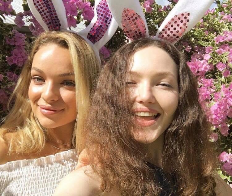 Abbie Chatfield Sister Jolie Instagram Comments