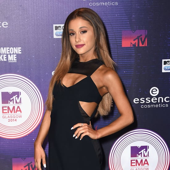 2014 MTV EMAs Red Carpet Celebrity Pictures