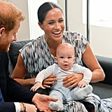 Royal Baby Archie Pictures