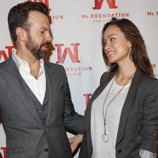 Olivia Wilde and Jason Sudeikis's First Postbaby Appearance