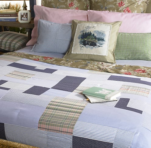Love  It or Hate It? Ralph Lauren Madras Quilt