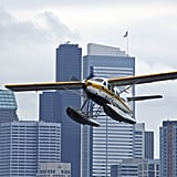 You can get to know the city from high above by hopping aboard a seaplane.