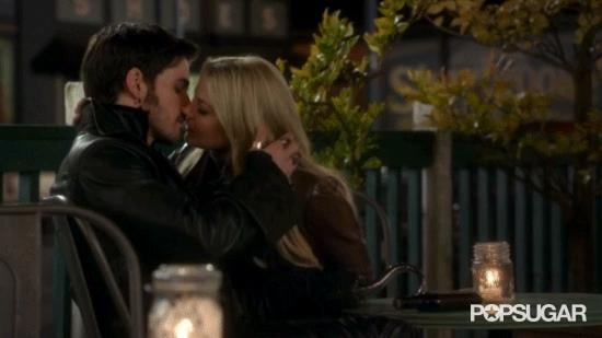 Related:Emma and Hook's Sexy and Sweet Romance Evolution21 Times Emma and Hook Were Your Favorite Couple on Once Upon a Time37 Reasons You're Deeply in Love With Once's Captain Hook