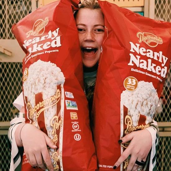Popcornopolis Giant Popcorn Bags at Costco