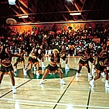 The Toros and the Clovers Had Different Choreographers