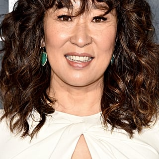 Sandra Oh Hair at the Critics Choice 2019