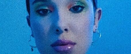 Millie Bobby Brown Euphoria-Inspired Makeup