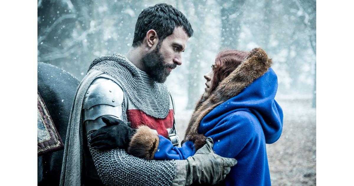 Knightfall Season 2 Netflix