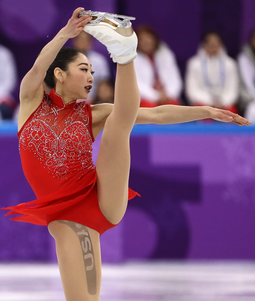 Why Mirai Nagasu's Olympic Earrings May Have Helped Her Land That Legendary Triple Axel