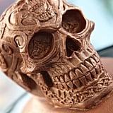 Cocoa-Cabana Chocolate Skull