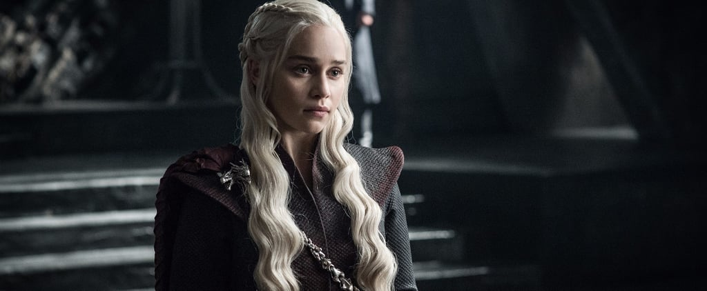 Is Daenerys Trying to Pay Tribute to Khal Drogo's Signature Hairstyle? Hear Us Out