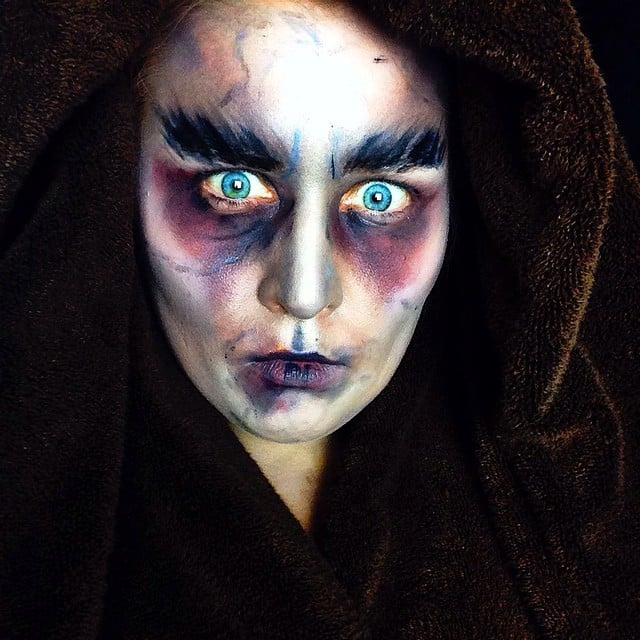 Mad Miscreant | Halloween Makeup Ideas From Reddit