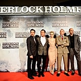 Photos From Sherlock Holmes Spain Premiere