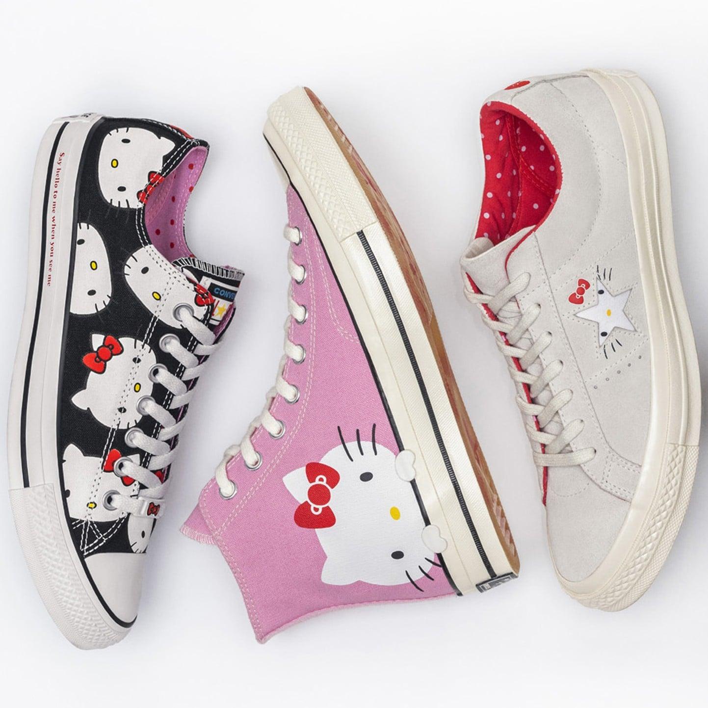 df38871e645aab Hello Kitty x Converse Collaboration