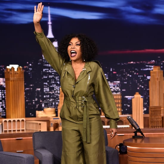 Taraji P. Henson Does Cardi B Impression With Jimmy Fallon
