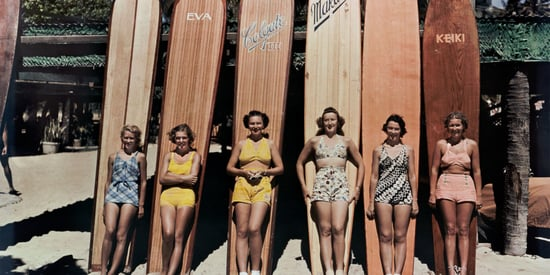 See How Swimsuits Evolved From Wool Dresses To Bikinis