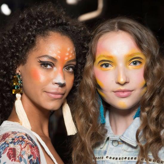 Fashion Week Snapchat Makeup