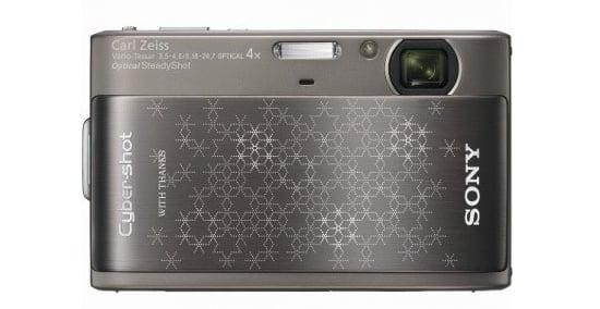 Daily Tech: Sony Debuts Festive DSC-TX1 Cameras