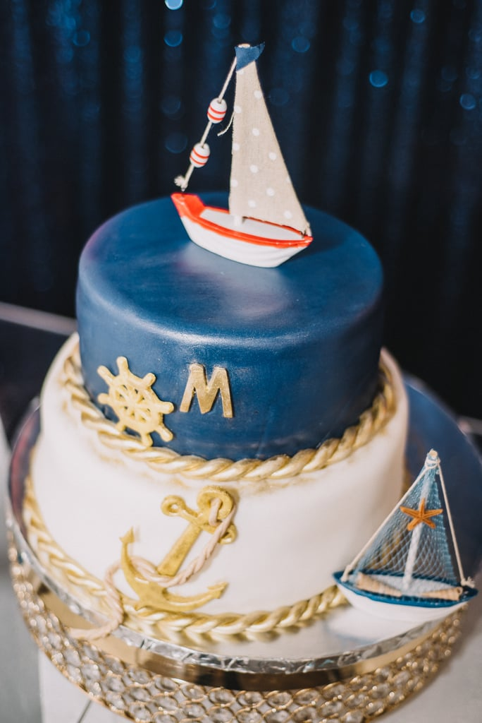 Out at Sea Cake