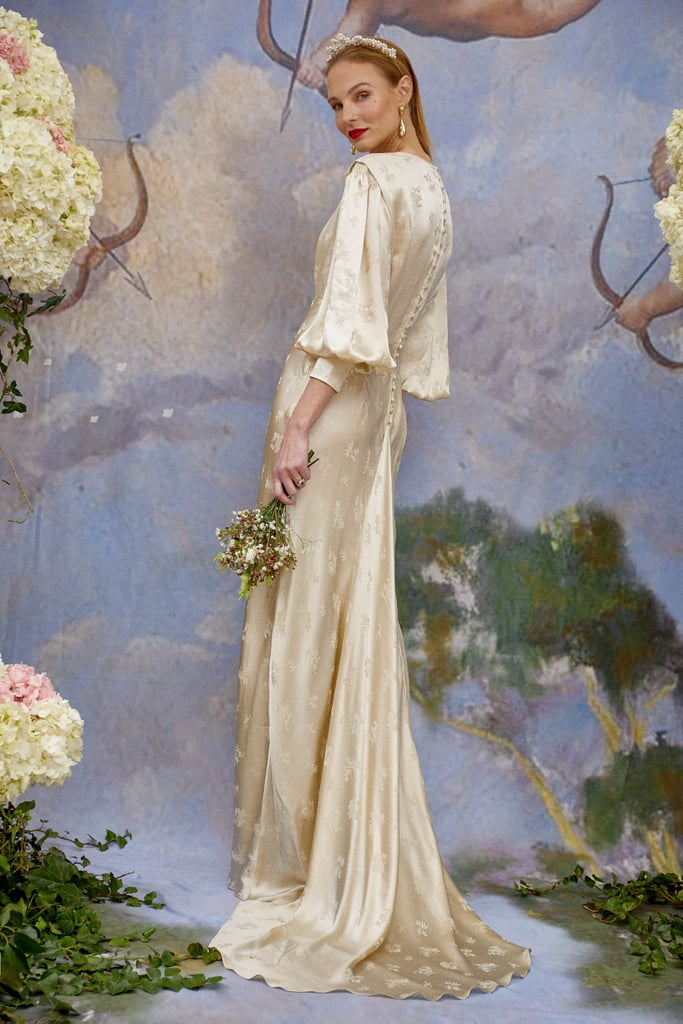 RIXO Launches Debut, 100-Percent Silk Bridal Collection