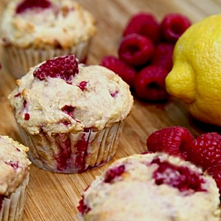 These Lemon Raspberry Muffins Call For 1 Surprising Ingredient