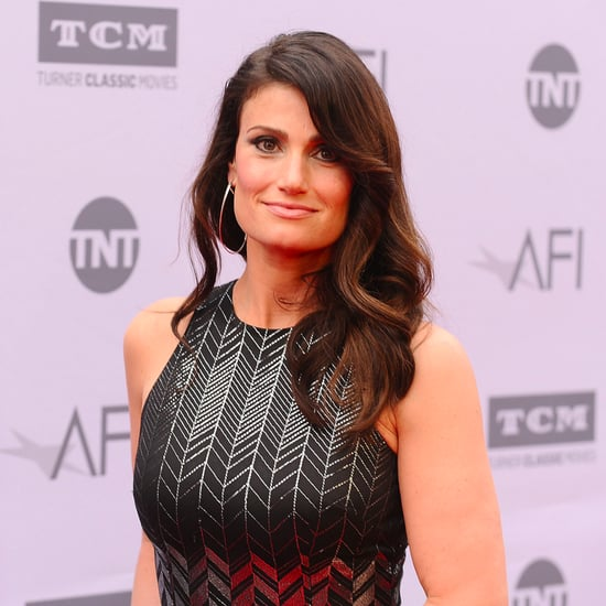 Idina Menzel Makes Joke About Frozen 2