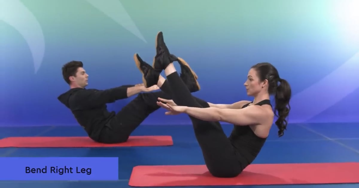 I Did a 7-Minute Cirque du Soleil Abs Challenge, and My Core Was Shaking Like Never Before