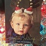 Axl Duhamel looked precious on Josh Duhamel and Fergie's holiday card.