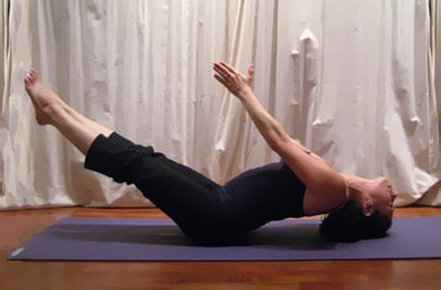 Strike a Yoga Pose: Extended Fish