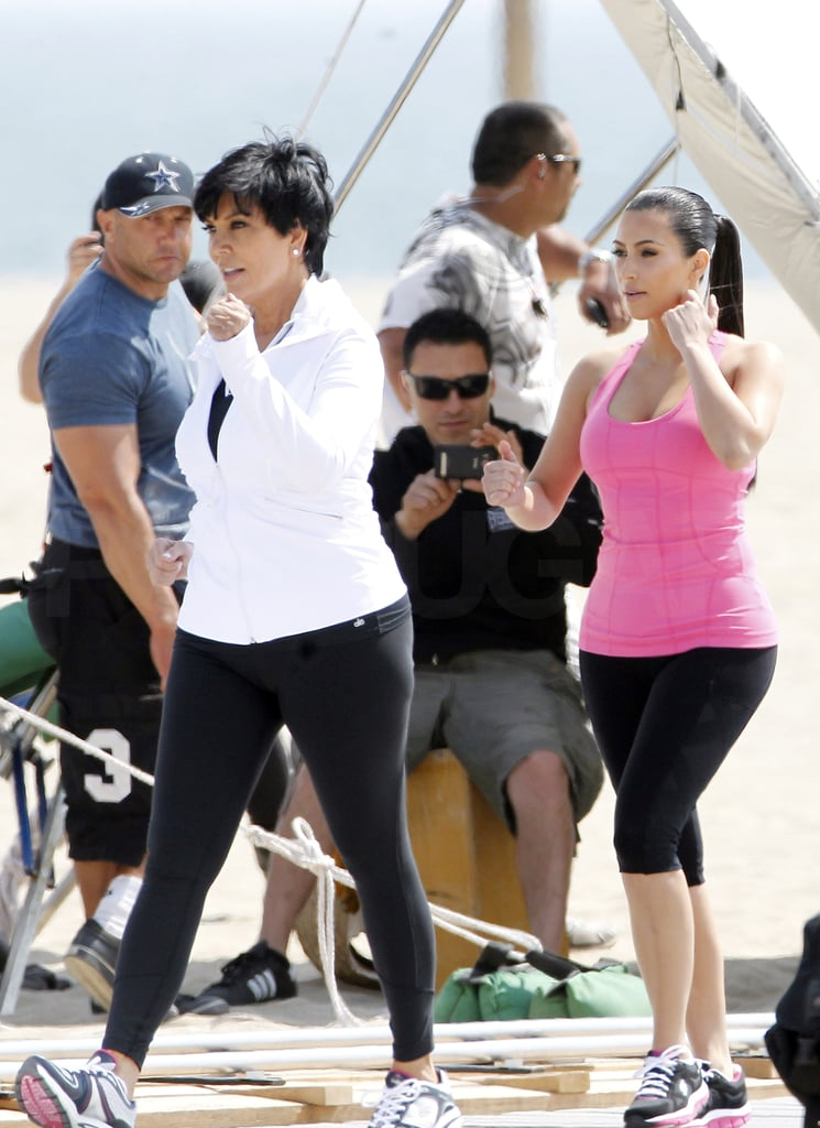 Kim Kardashian Stays in Shape and Plots Her Next Big Move