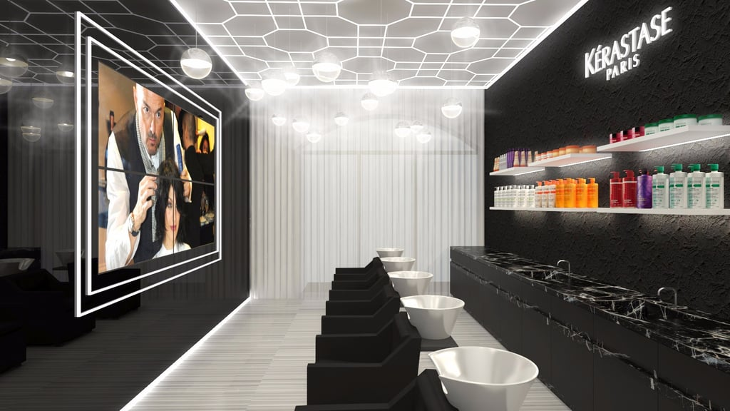 Photos rossano ferretti hair salon in dubai and abu dhabi for 7 shades salon dubai