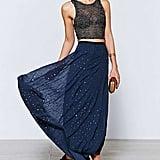 Kimchi Blue Twinkle Maxi Skirt